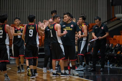 020618 Verve Club VS PRG Warriors