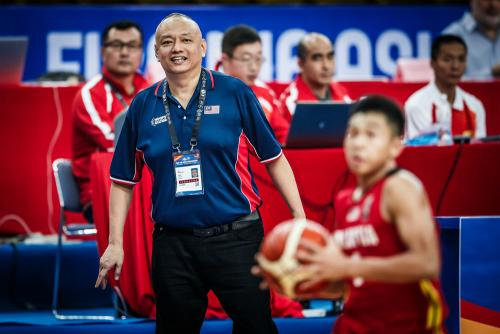 Coach Lee Kheng Tian